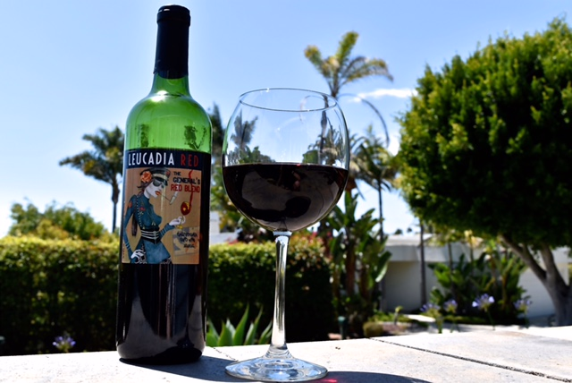 Leucadia Red The General's Red Blend
