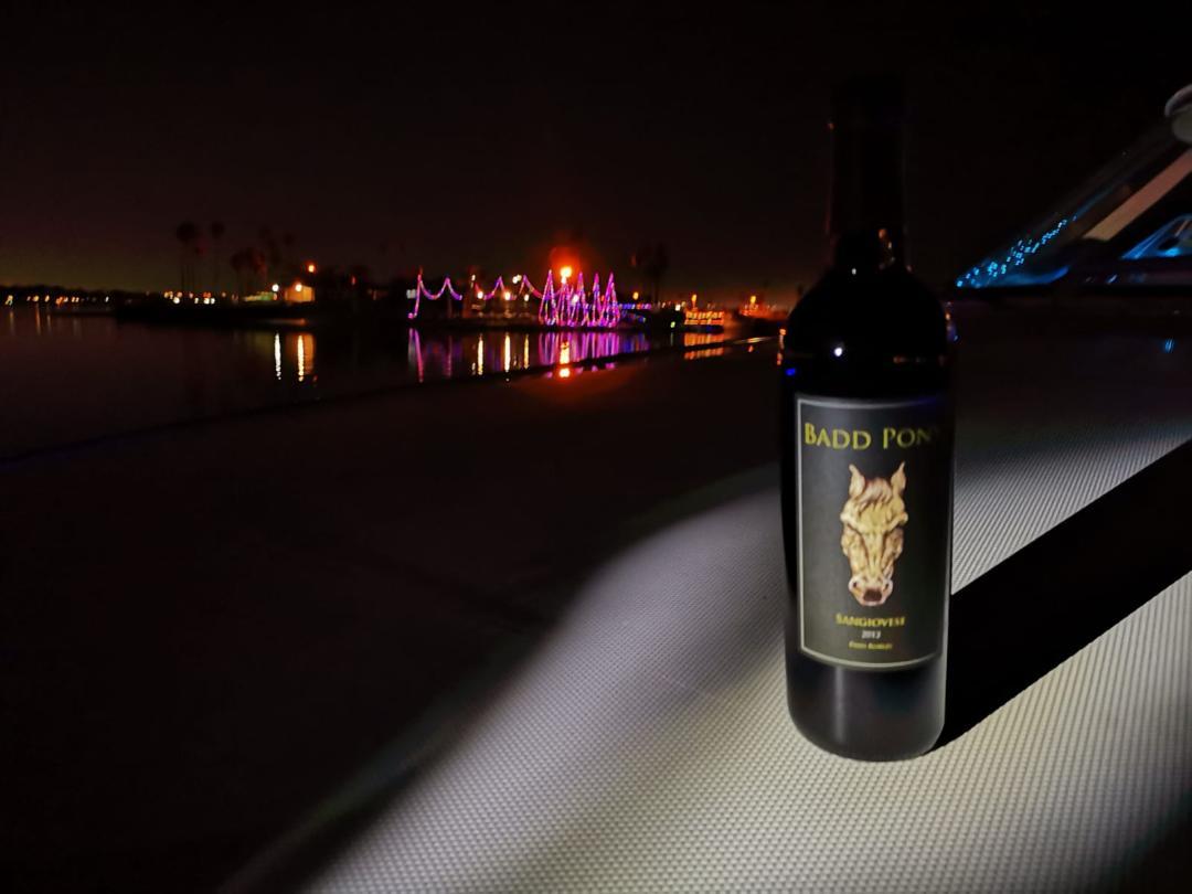 Badd Pony Wine