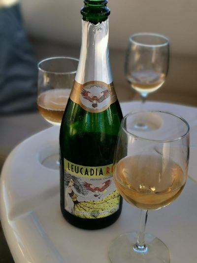 Leucadia Red Sparkling Wine