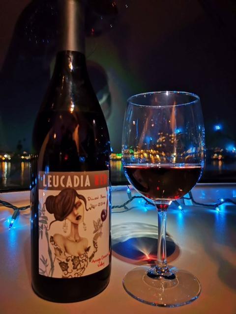 Leucadia Red Pinot